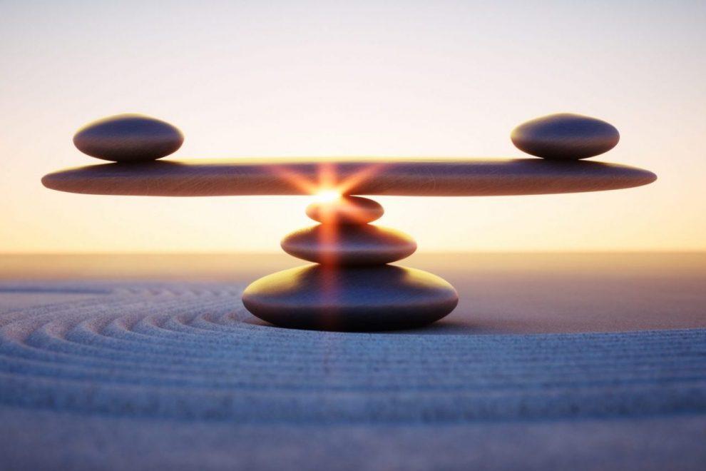Balance - Mediation - Ruhe
